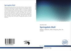 Bookcover of Springdale Mall