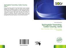 Buchcover von Springdale Township, Cedar County, Iowa