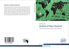 Bookcover of Outline of New Zealand