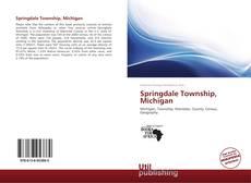Buchcover von Springdale Township, Michigan