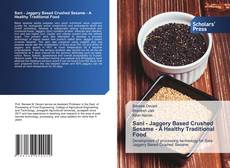 Bookcover of Sani - Jaggery Based Crushed Sesame - A Healthy Traditional Food