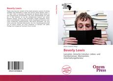Bookcover of Beverly Lewis