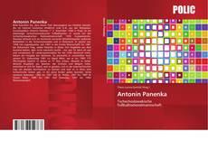 Portada del libro de Antonín Panenka