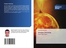 Bookcover of Unseen Universe