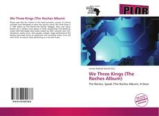 Portada del libro de We Three Kings (The Roches Album)