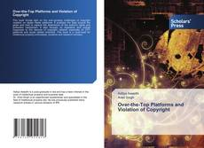 Bookcover of Over-the-Top Platforms and Violation of Copyright