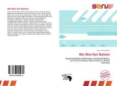 Bookcover of We Wai Kai Nation