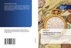 Bookcover of The Economy of Living