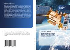 COMMUNICATION kitap kapağı
