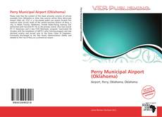 Bookcover of Perry Municipal Airport (Oklahoma)