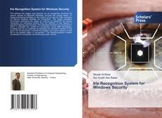 Capa do livro de Iris Recognition System for Windows Security