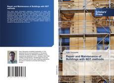 Capa do livro de Repair and Maintenance of Buildings with NDT methods