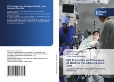 Capa do livro de ICU Principles and Principles of Work in the Intensive Care Unit