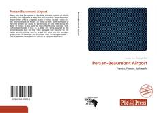 Capa do livro de Persan-Beaumont Airport