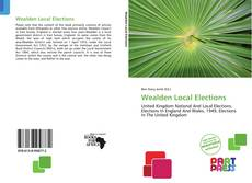 Buchcover von Wealden Local Elections