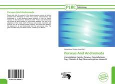 Capa do livro de Perseus And Andromeda