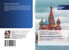 Capa do livro de Why Don't Russians Smile?