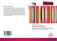 Portada del libro de Weapon Masters