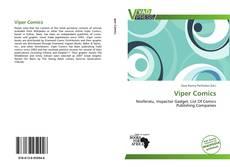 Capa do livro de Viper Comics