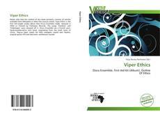 Buchcover von Viper Ethics
