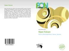 Capa do livro de Viper Falcon