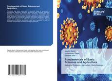Bookcover of Fundamentals of Basic Sciences and Agriculture