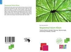 Bookcover of Nayeemul Islam Khan