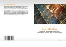 Buchcover von Nayef Al-Rodhan