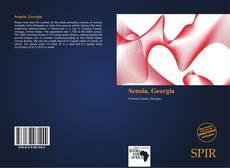 Capa do livro de Senoia, Georgia