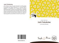 Antti Tulenheimo的封面