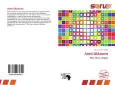 Buchcover von Antti Okkonen