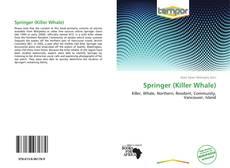 Portada del libro de Springer (Killer Whale)