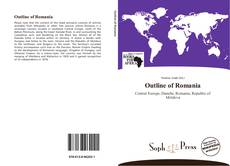 Capa do livro de Outline of Romania