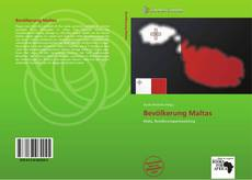 Portada del libro de Bevölkerung Maltas