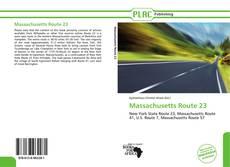 Buchcover von Massachusetts Route 23