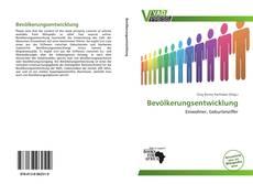 Buchcover von Bevölkerungsentwicklung