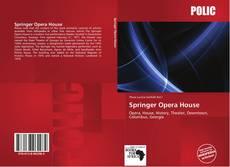 Couverture de Springer Opera House
