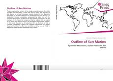 Bookcover of Outline of San Marino