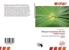 Capa do livro de Weapon Systems Of The Indian Navy