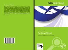 Buchcover von Pershing (Album)