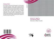 Antony Rizzi的封面