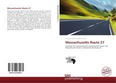 Buchcover von Massachusetts Route 27