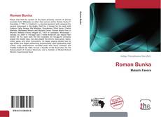 Bookcover of Roman Bunka