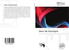 Bookcover of Sens-de-Bretagne