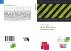 Buchcover von Antti Törmänen