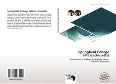 Bookcover of Springfield College (Massachusetts)