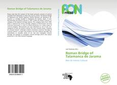 Buchcover von Roman Bridge of Talamanca de Jarama