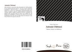 Bookcover of Antonín Chittussi