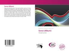 Sense (Album) kitap kapağı
