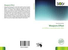 Weapons Effect的封面